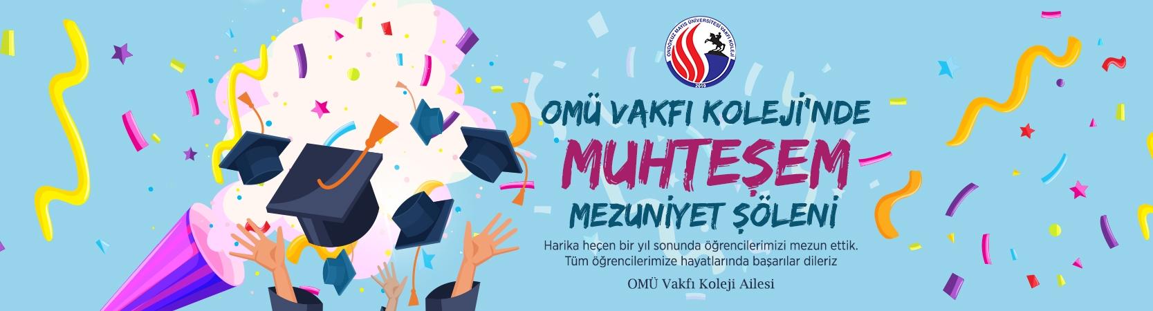 2018 - 2019 Mezuniyet Şöleni