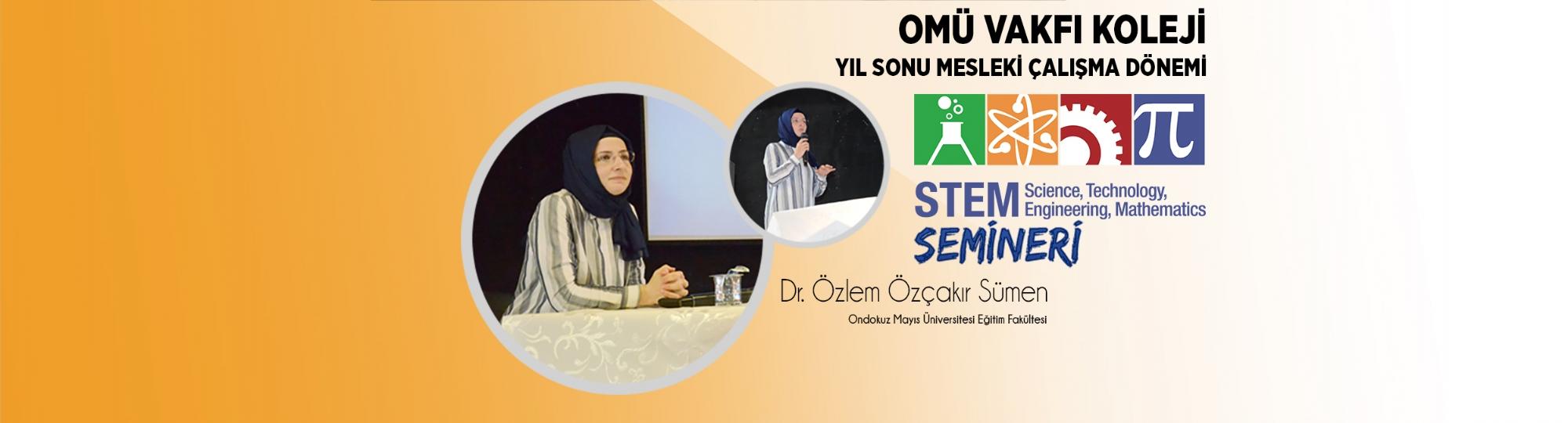 STEM Eğitim Yaklaşımı - Seminer
