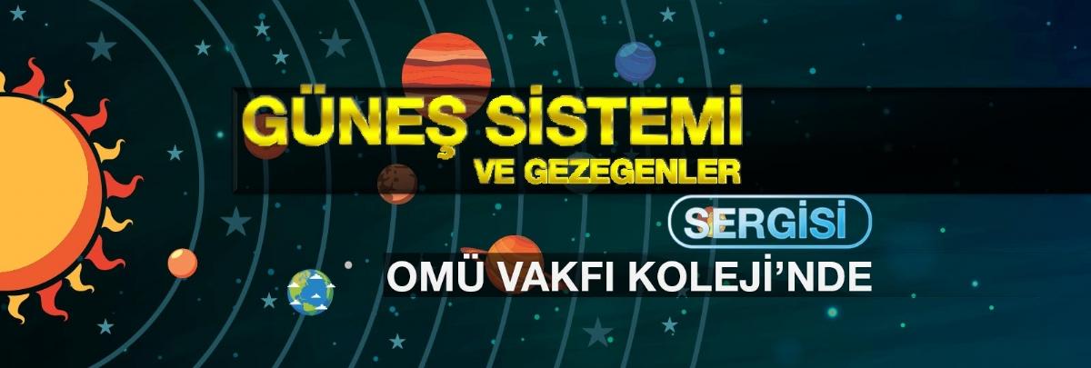 Gezegenler ve Güneş Sistemi Sergisi
