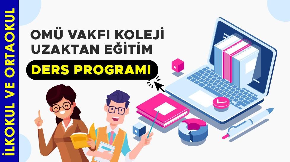 Uzaktan Eğitim Ders Programı