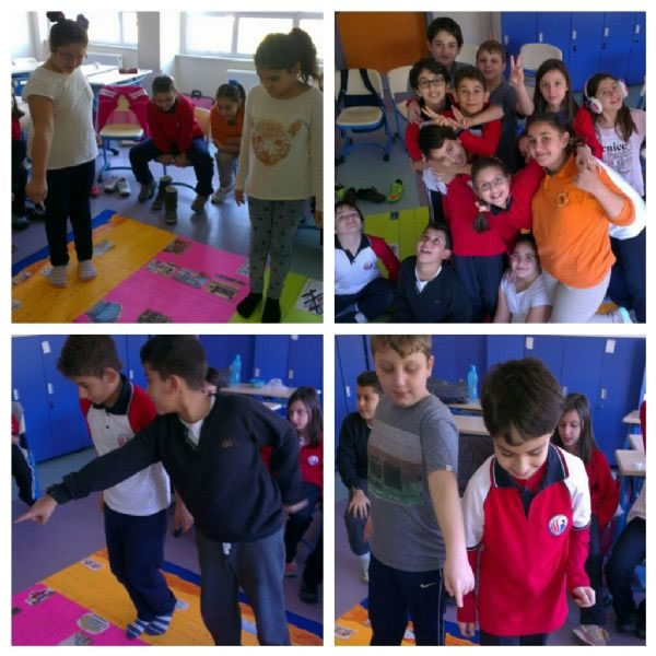 Eğlenerek İngilizce Öğreniyoruz
