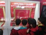 Çanakkale Savaşı Gezici Müzesi OMÜ Vakfı Koleji'nde