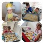 Minik Aşçılarımız Mutfakta