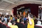 Tiyatro Amisos (Portakal Çocuk) ile Okulumuzda Sahne Aldı